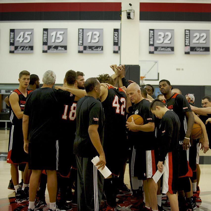 Portland Trail Blazers Team Roster: Sports Through My Eyes
